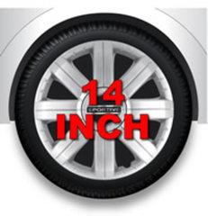 14 inch wieldoppen