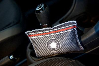 Auto-Ontvochtiger met vocht-indicator (herbruikbaar) Pingi 300 gram