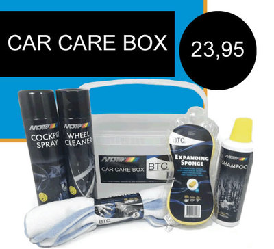 CAR CARE BOX