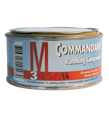 Commandant M3 Rubbing Compound (CM325)