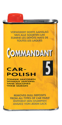 Commandant Car Polish NR. 5 (C55)