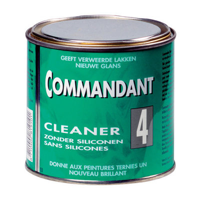 Commandant Cleaner NR. 4 (C45)