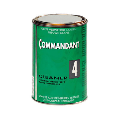 Commandant Cleaner NR. 4 (C40)
