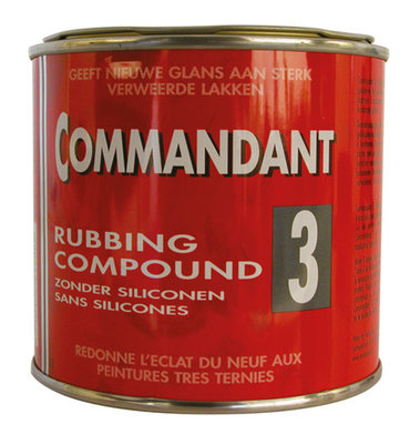 Commandant Rubbing Compound NR. 3 (C35)